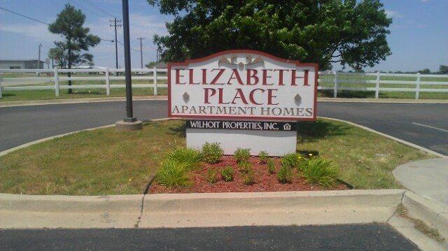 AElizabeth-Place-El-Reno-OK-Sign