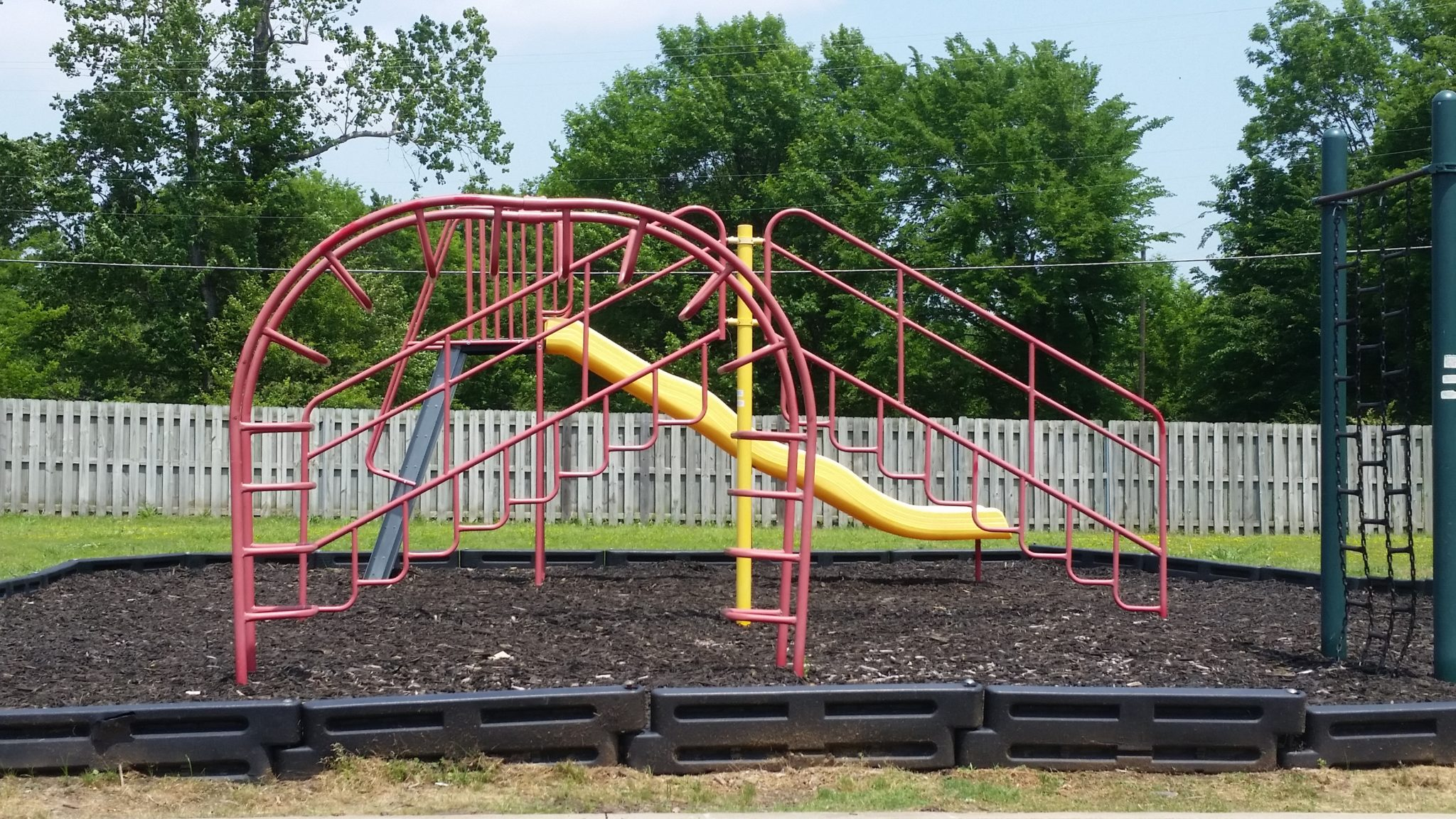 Austin Heights Apts Muskogee OK playground