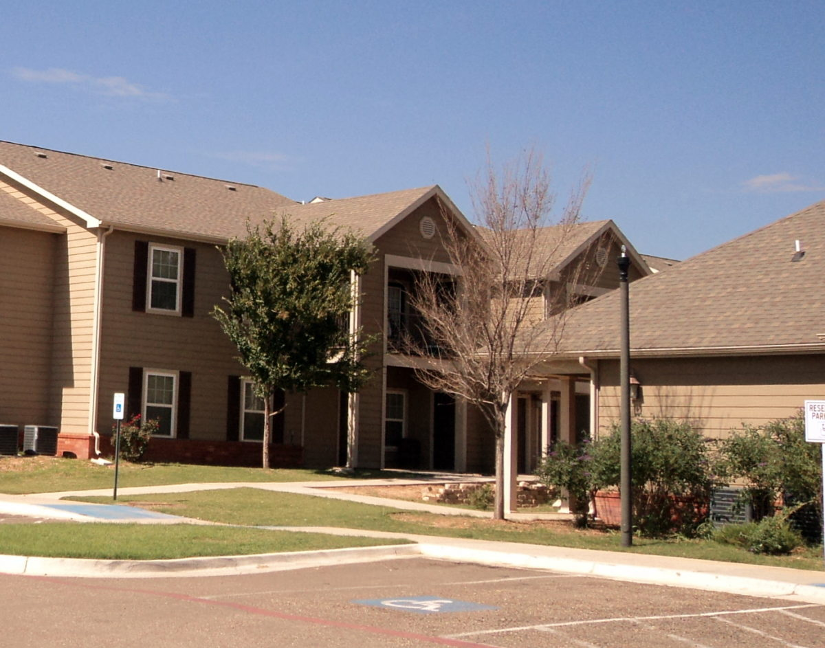 Avalon Park Brownfield TX Building 2 and 3