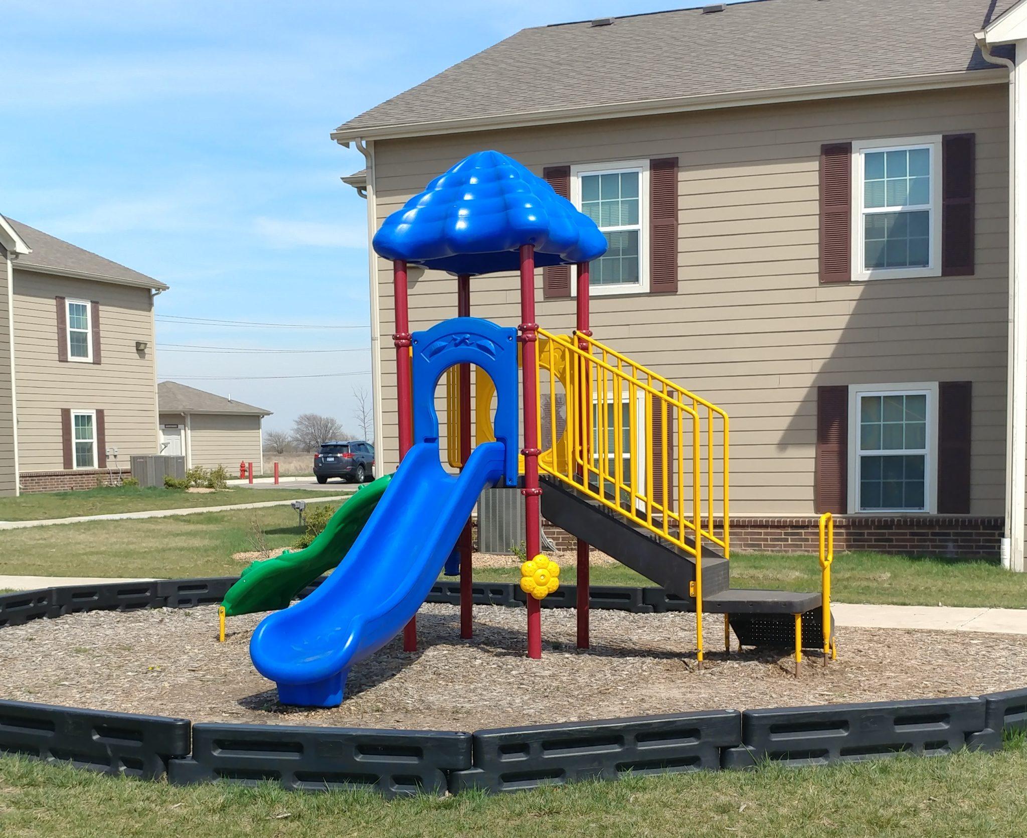 Broadstone Villas Bel Aire Kansas playground 2