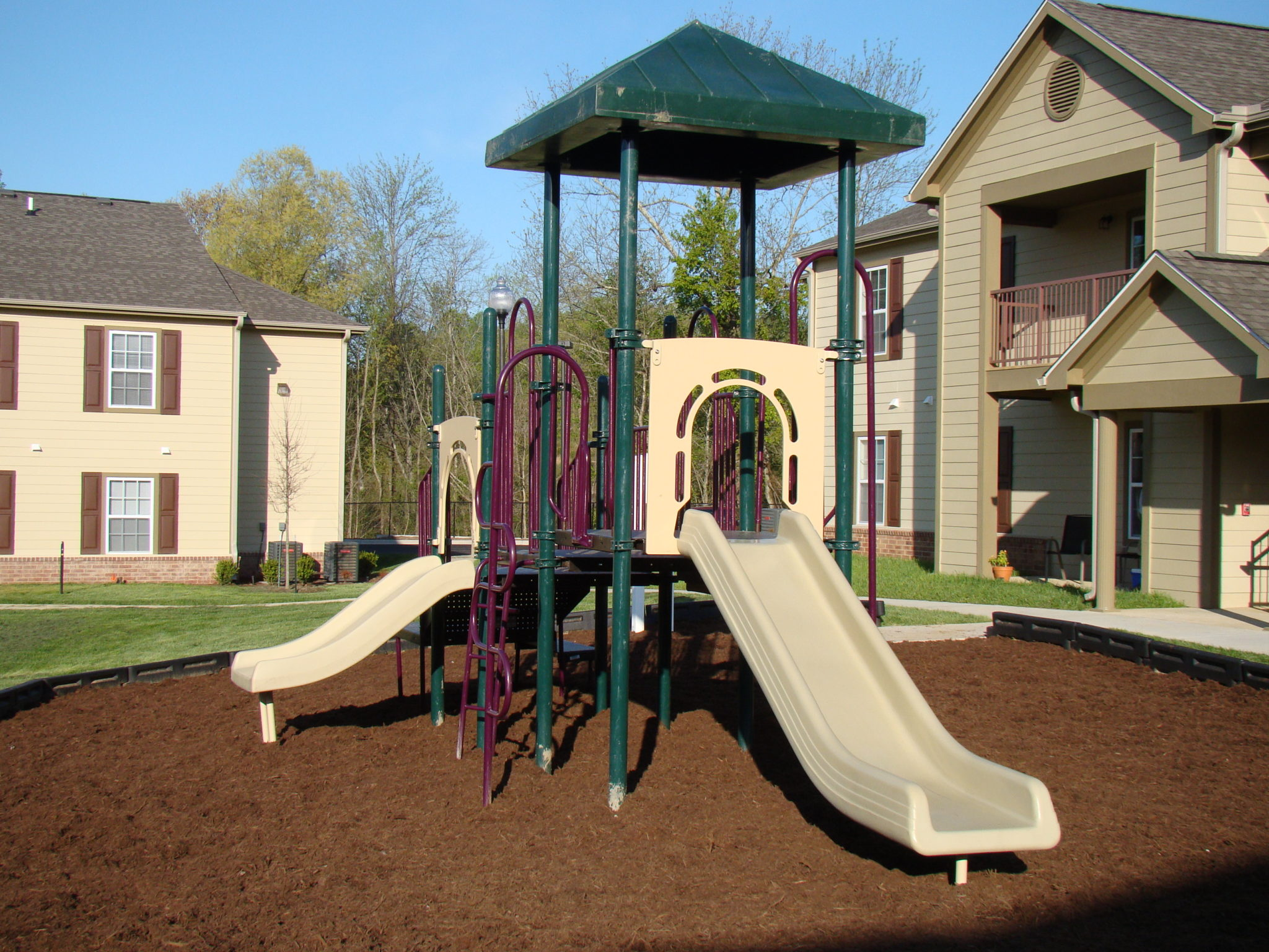 Cane Creek Cookevile Tennessee Playscape