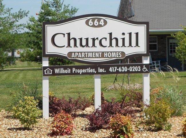 Churchill-Apartments-Marshfield-Missouri-Marquee
