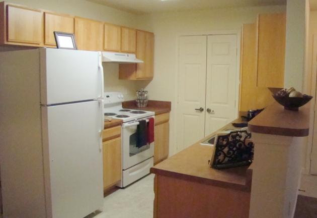 Clarksville Heights Kitchen
