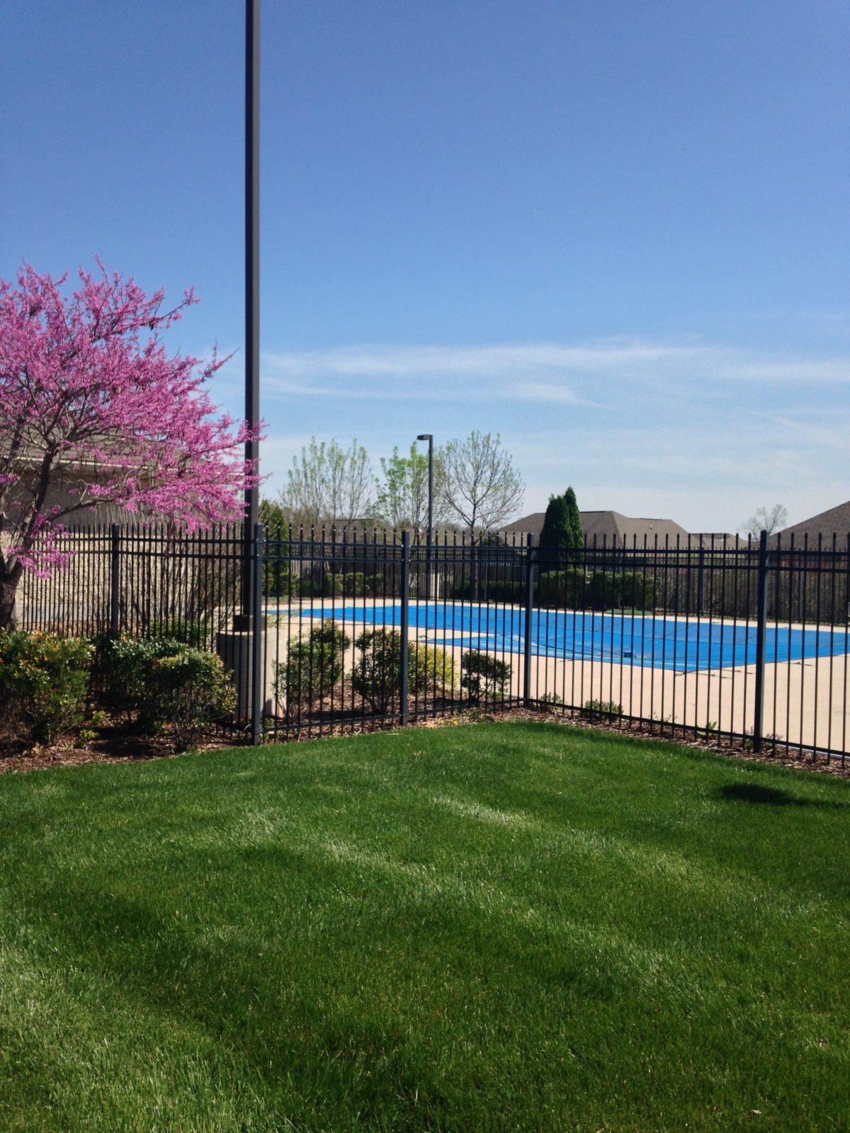 Cloverhill Estates Battlefield Missouri pool