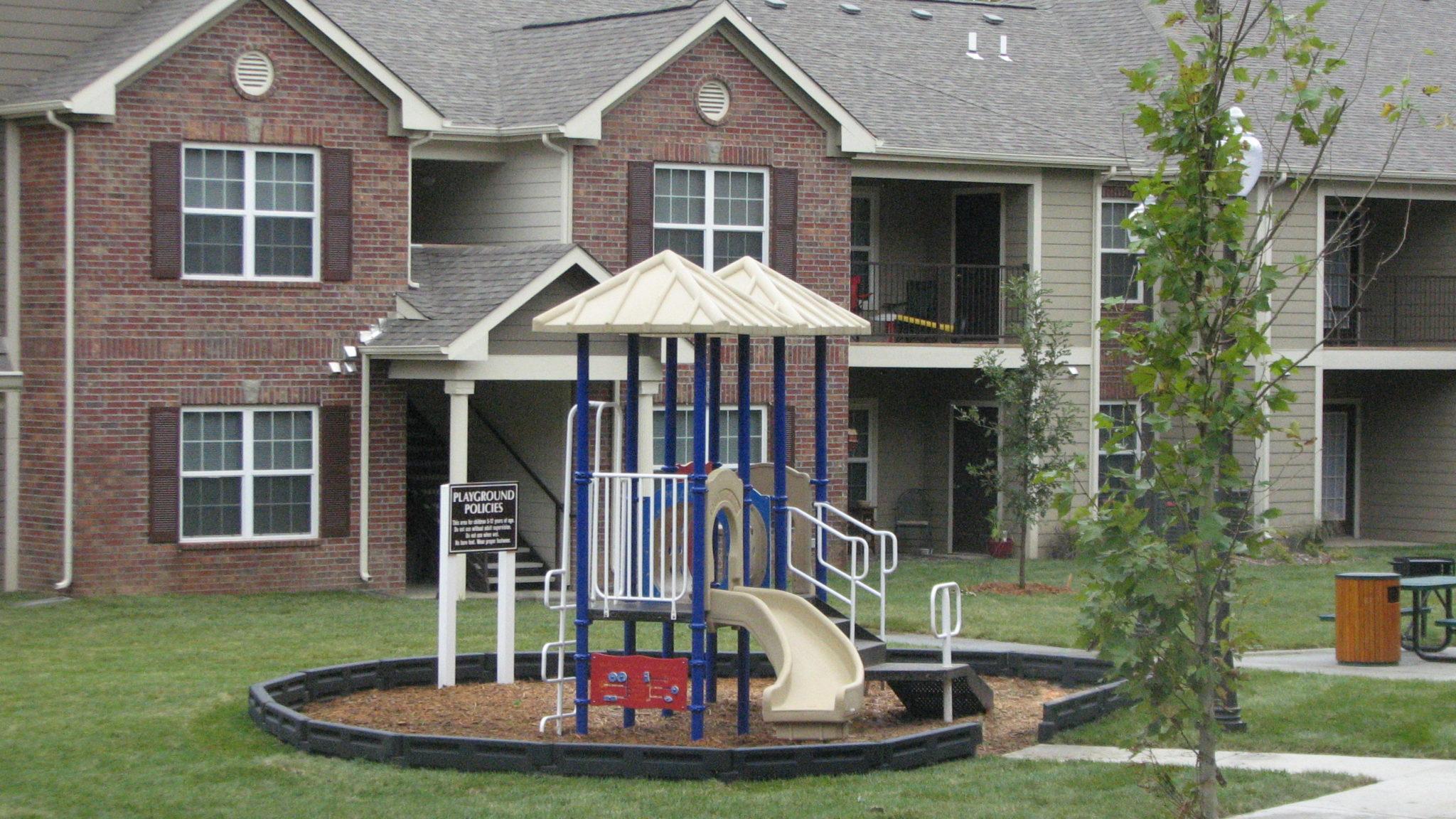 Covington Woods Lansing, KS Playground