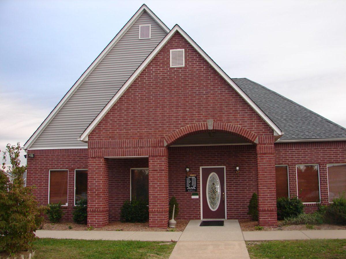 Northpark Apts Joplin MO Leasing Office