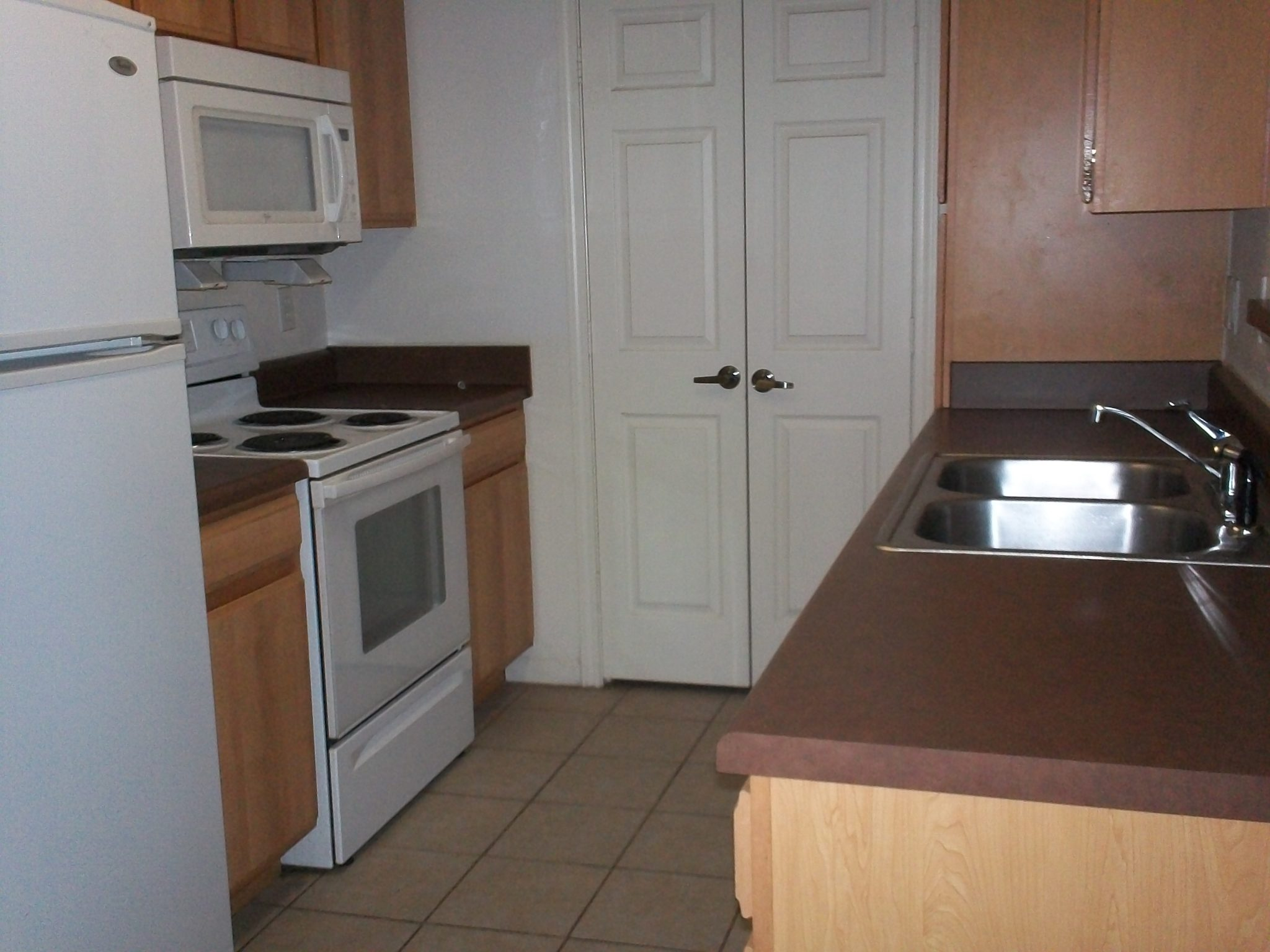 Southern view Ft Stockton Tx unit Kitchen