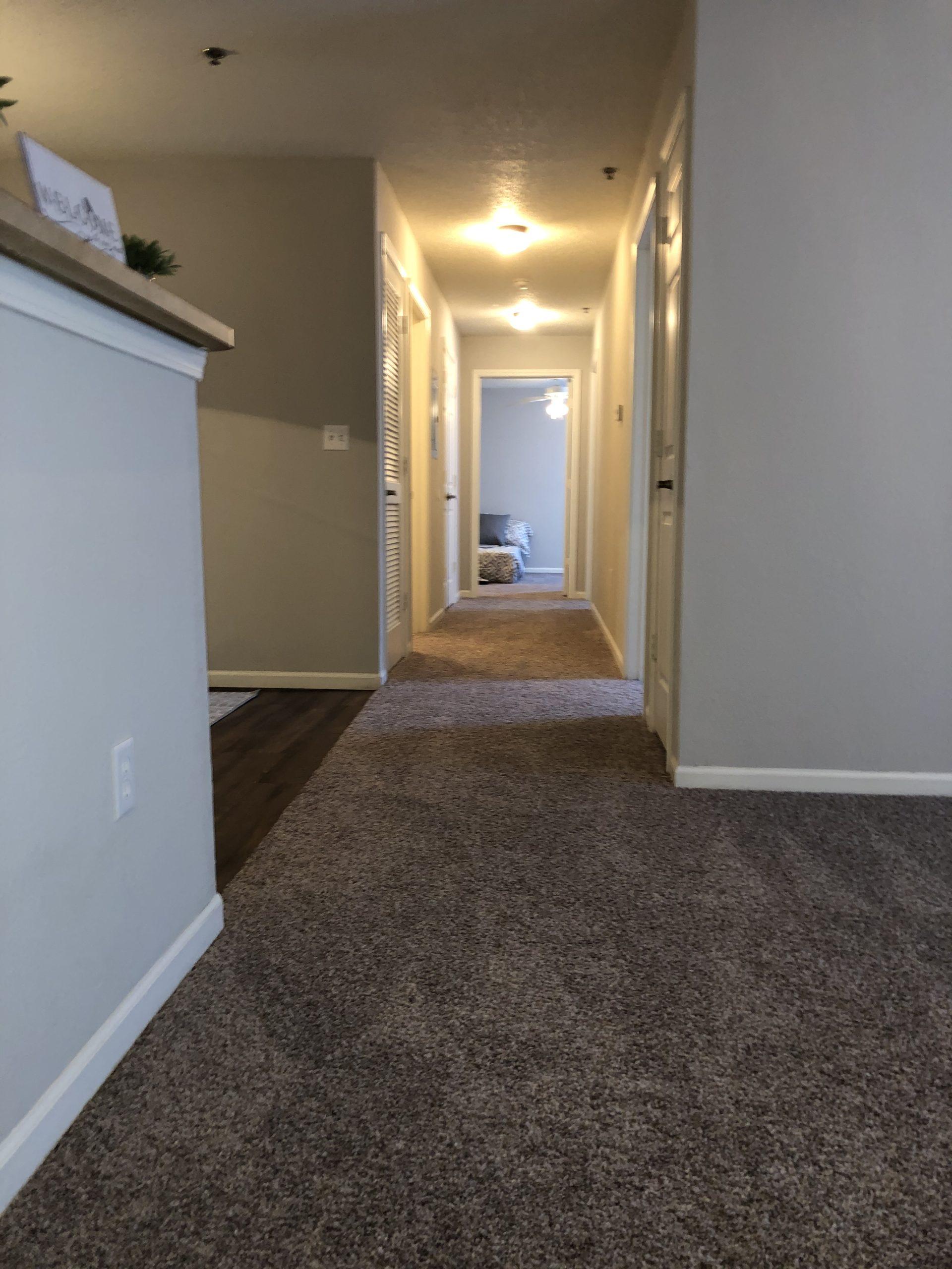 Timber Ridge Gardens Cushing Oklahoma hallway