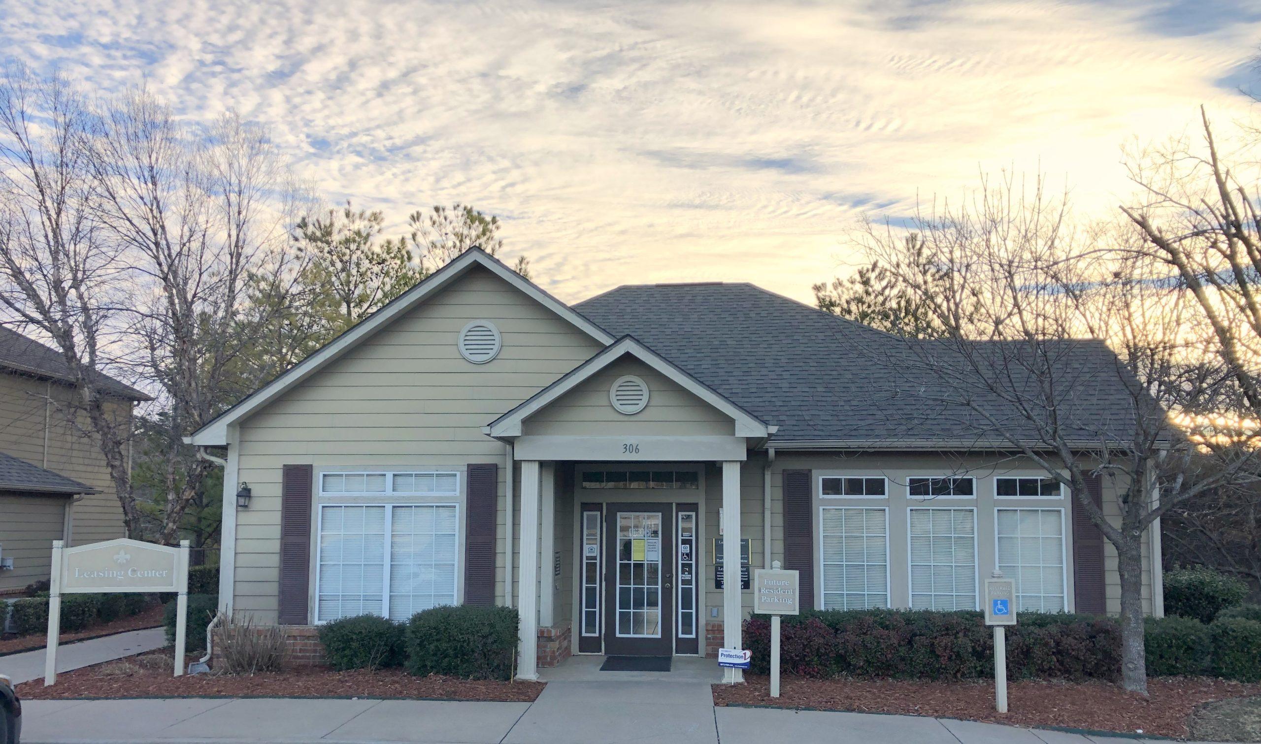 Timber Ridge Gardens Cushing Oklahoma leasing office