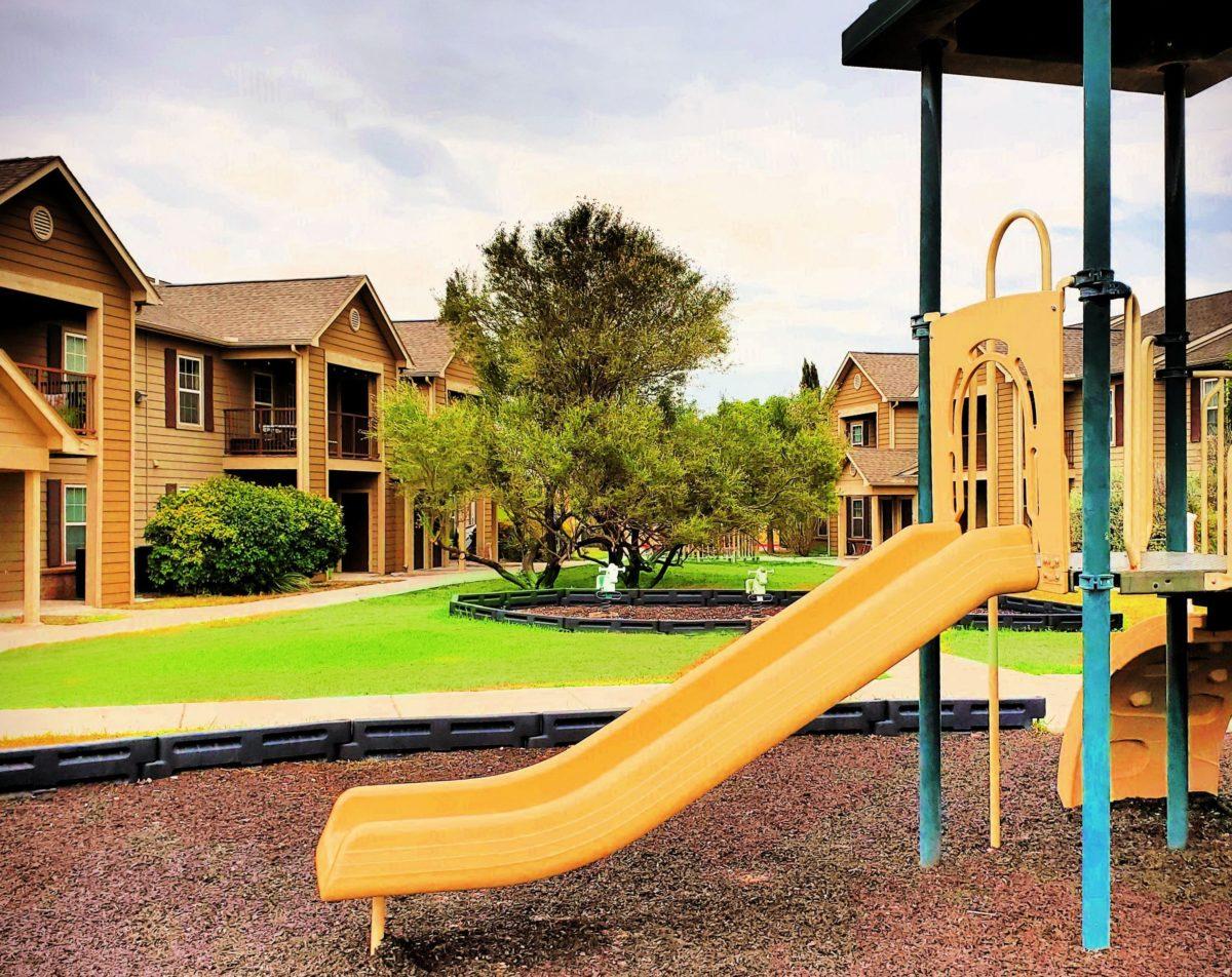 Valley Creek Fort Stockton TX playground tot lot