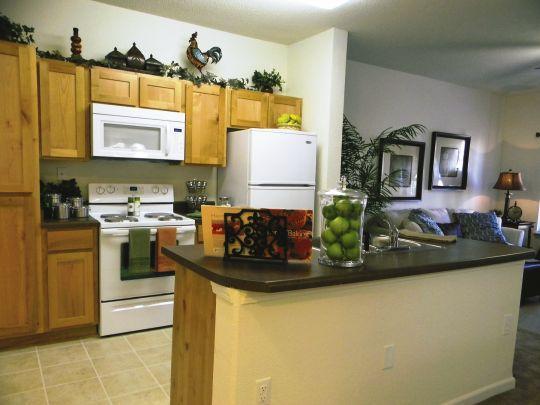 Birchwood Villas Manhattan KS Kitchen