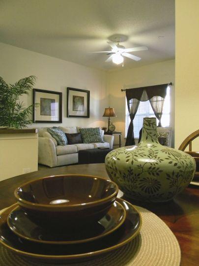 Birchwood Villas Manhattan KS Living room