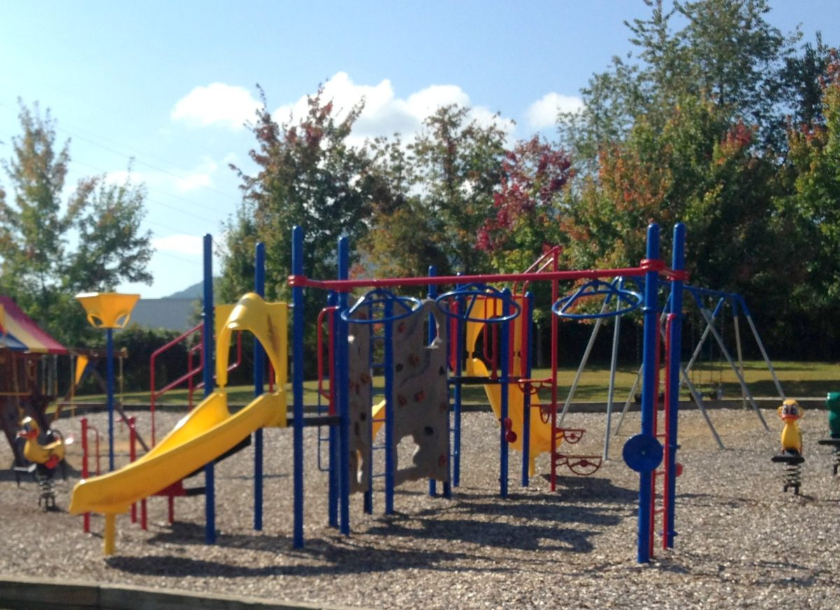 Blue Ridge Apts Johnson City TN playground