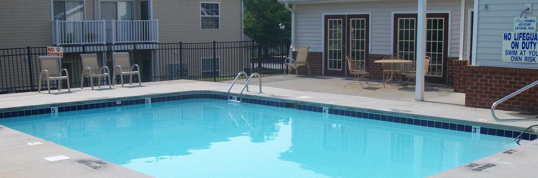Griffith Commons Winston Salem North Carolina swimming pool .3