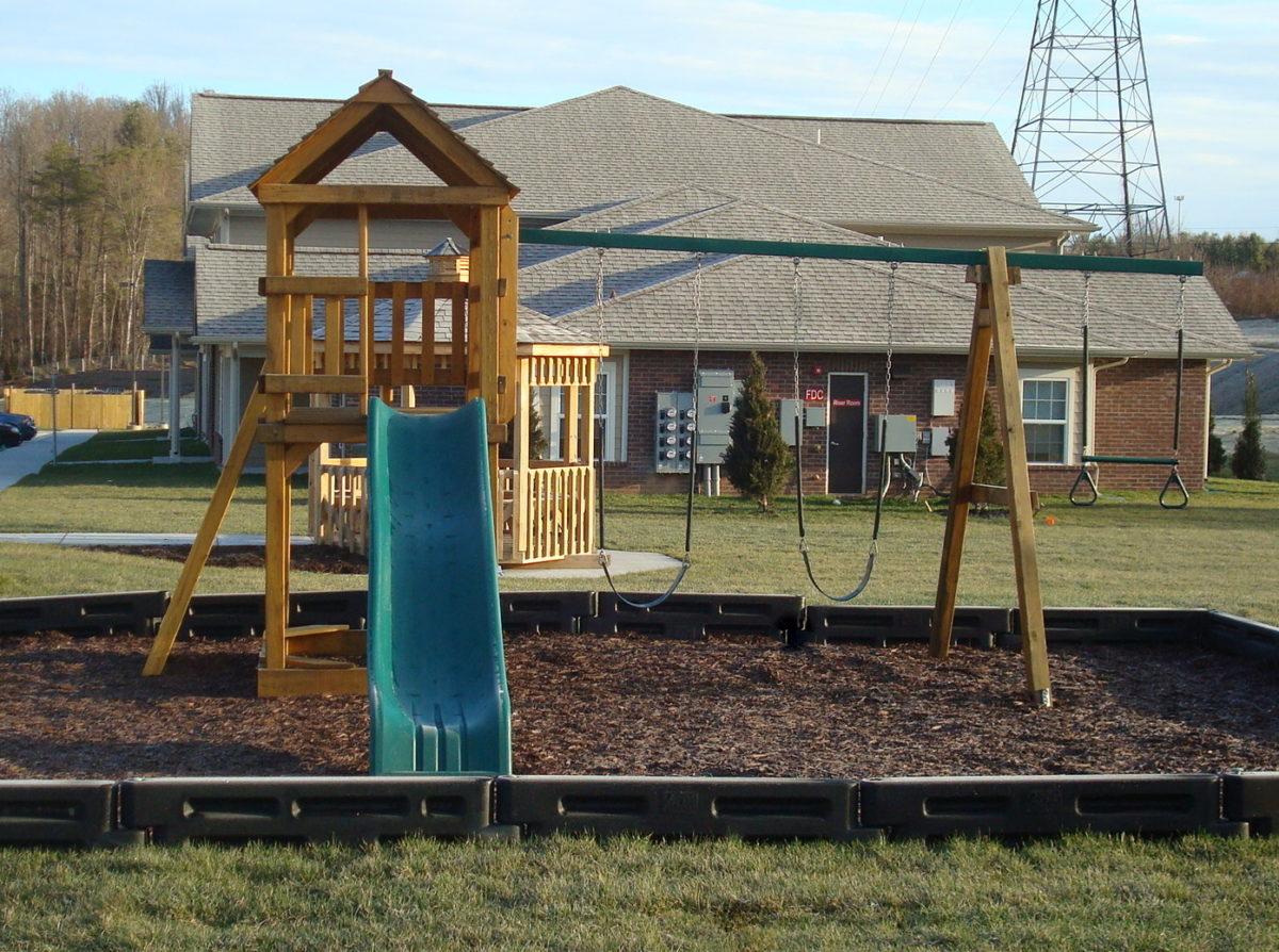Hancock Ridge Johnson City TN Children Playground