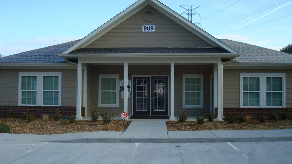 Hancock Ridge Johnson City TN Leasing Office Welcome Center