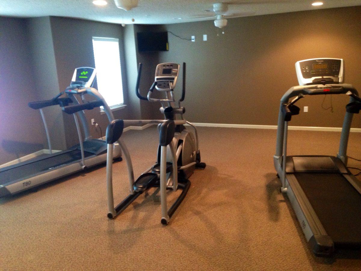 Hartford Villas Broken Arrow OK Fitness Center II