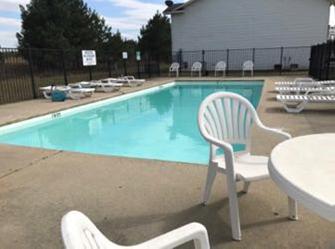 Hillside Apartments Minden Louisiana Swimming Pool