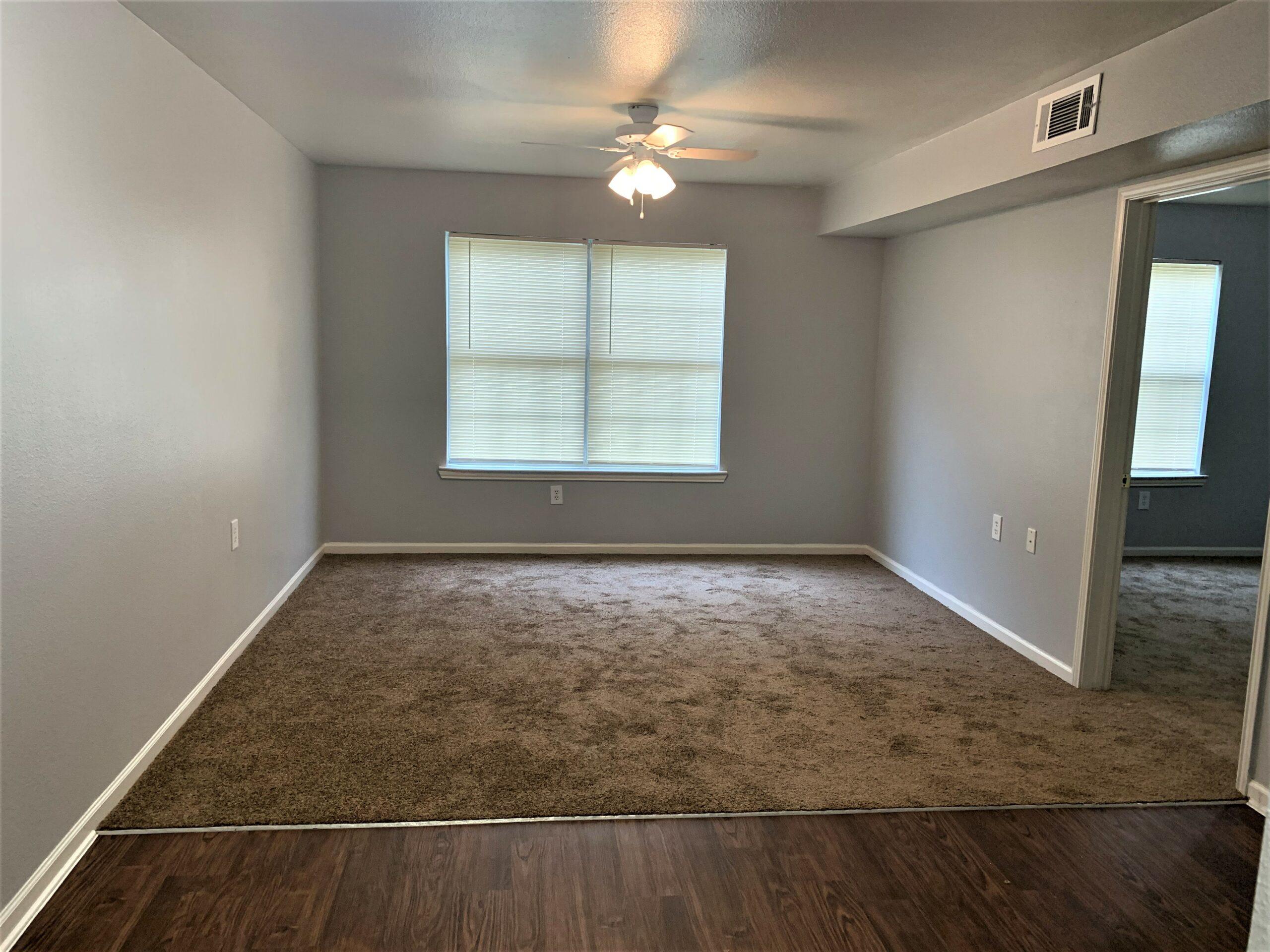 Hillside Apts Minden LA living room