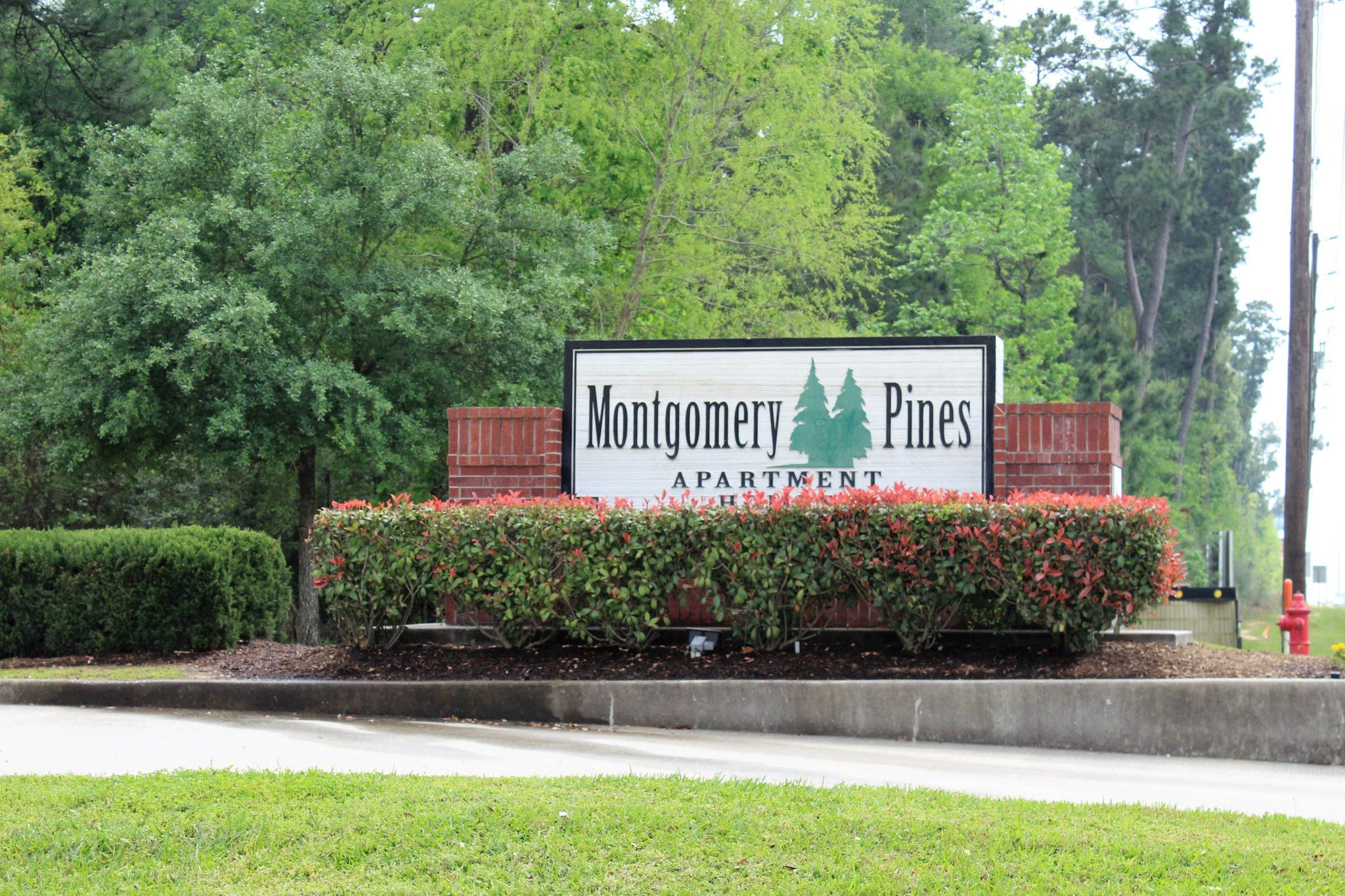 Montgomery Pines Porter TX sign