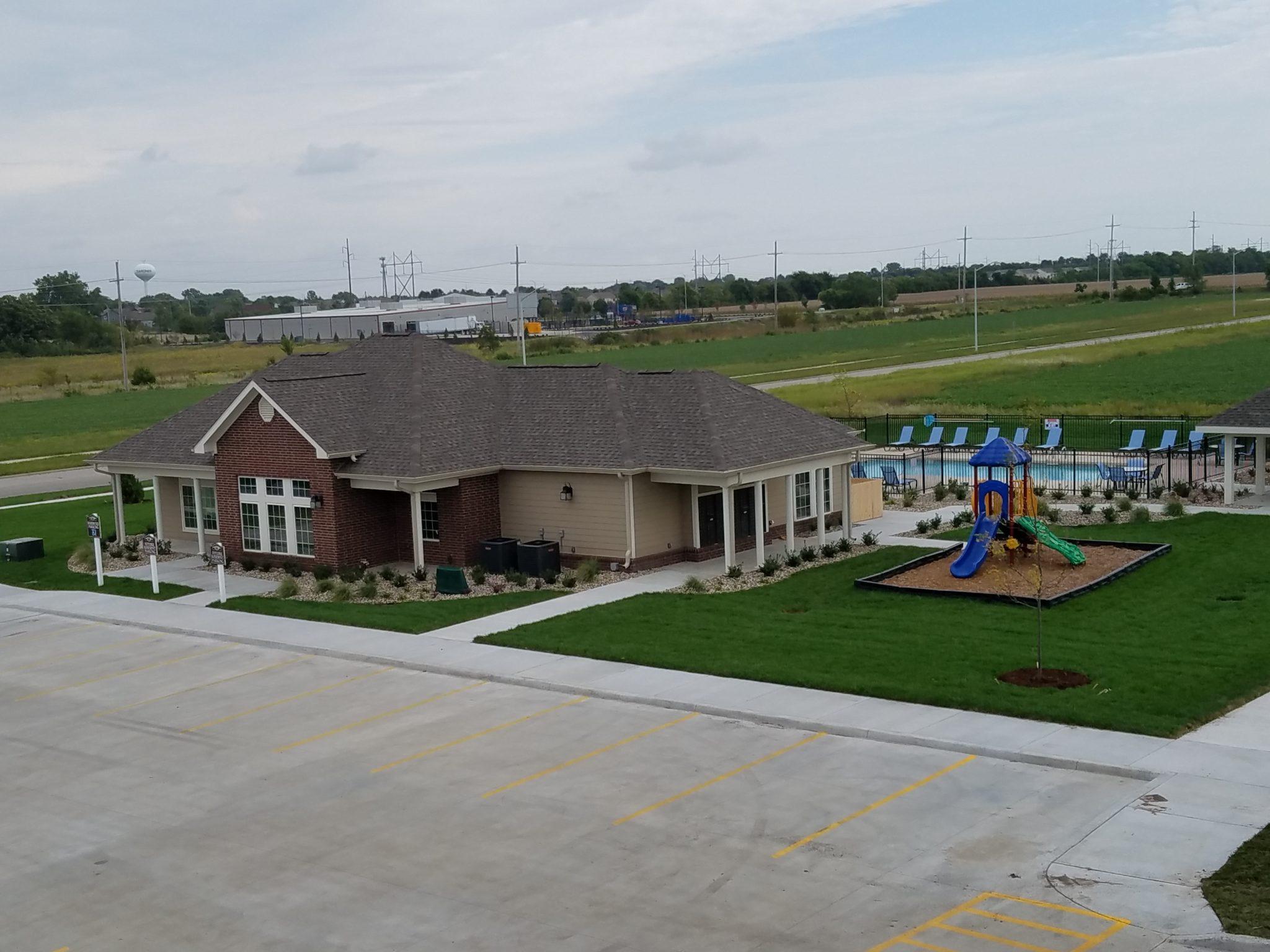 Nottingham Village Gardner KS community center