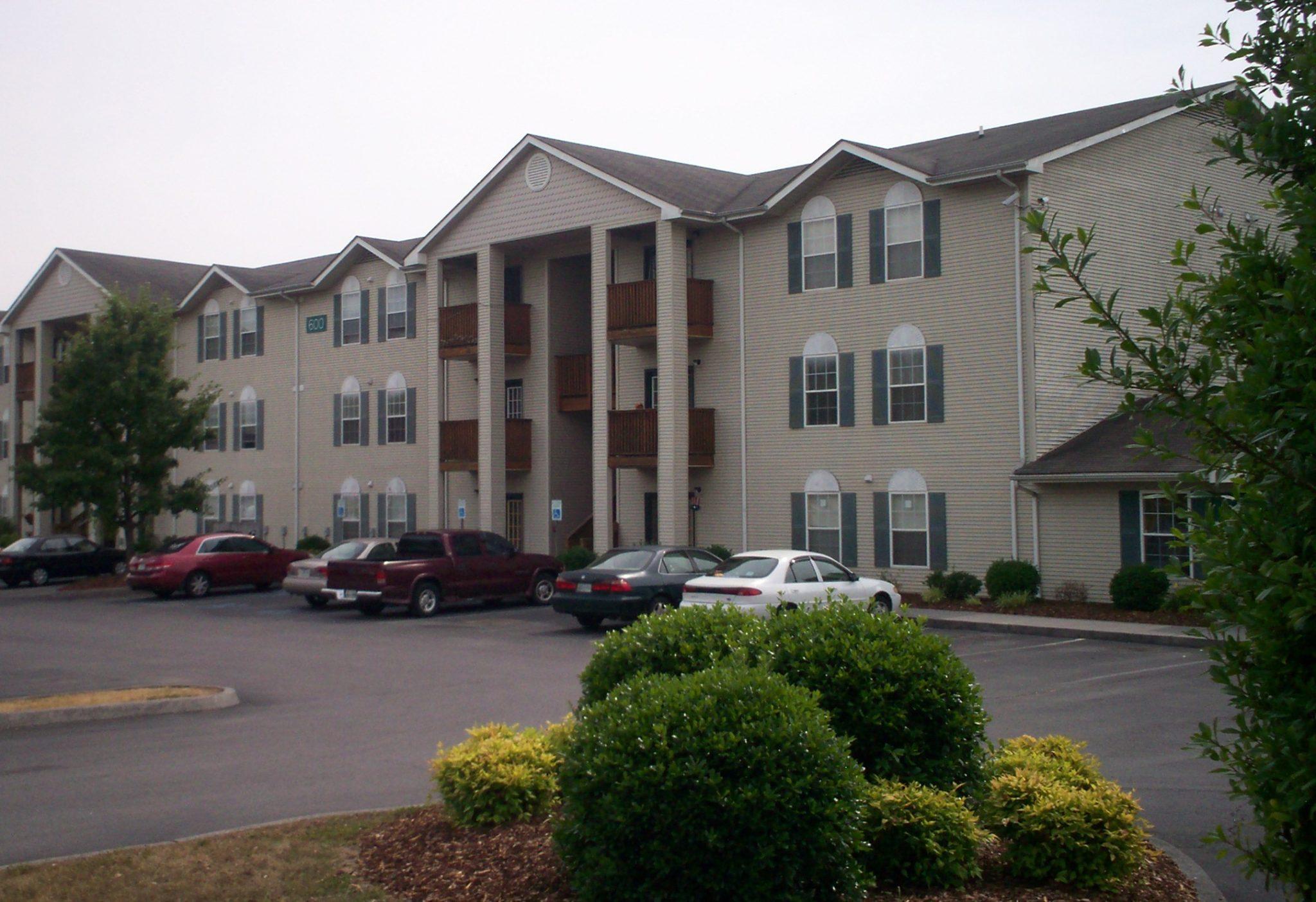 One Wilcox Place Kingsport TN Bldg 600