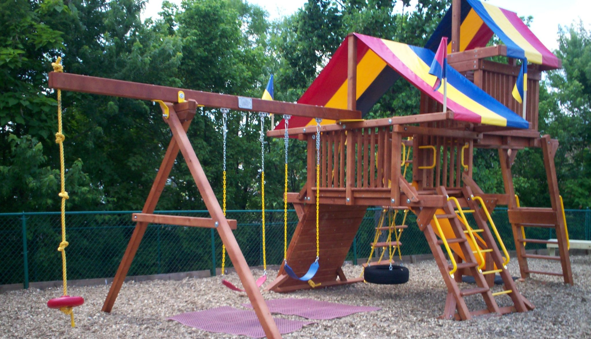 One Wilcox Place Kingsport TN playground