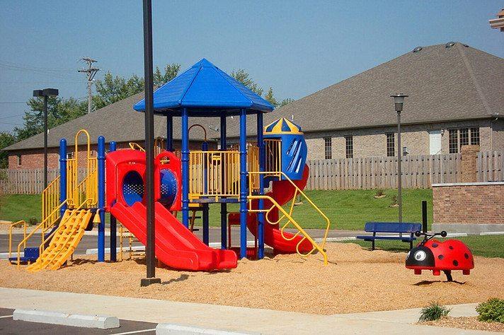 Ozark Trails Ozark MO playground