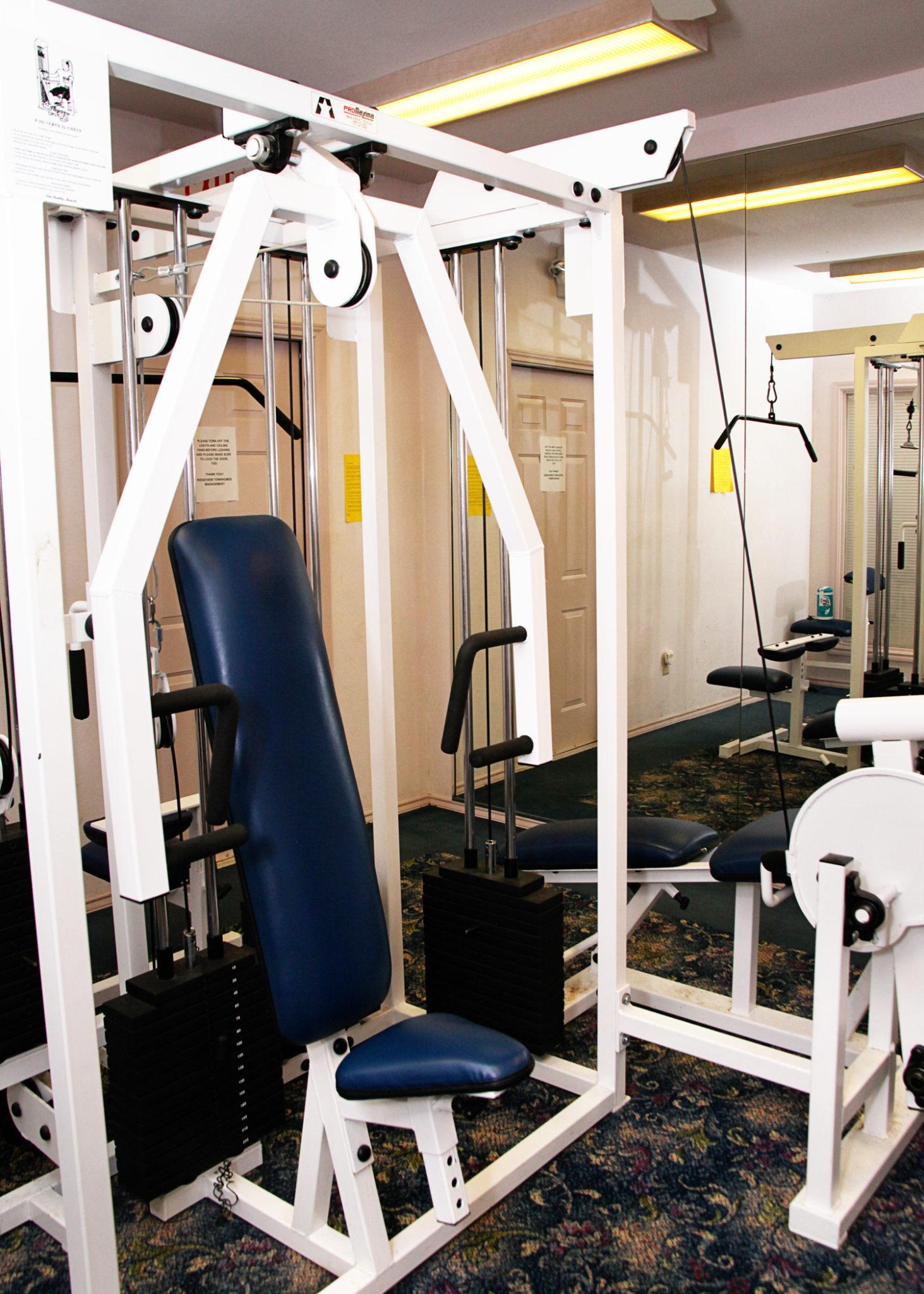 Ridgeview Townhomes, Paris, TX, Fitness Center