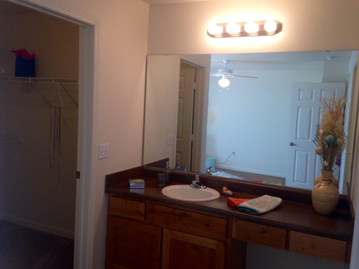 Rose Meadows Levelland Texas Master Bath Vanity