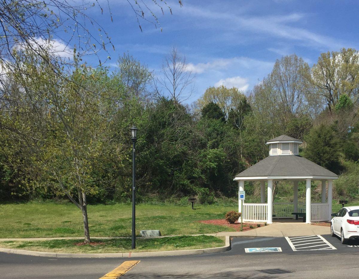 Teller Village Oak Ridge TN gazebo