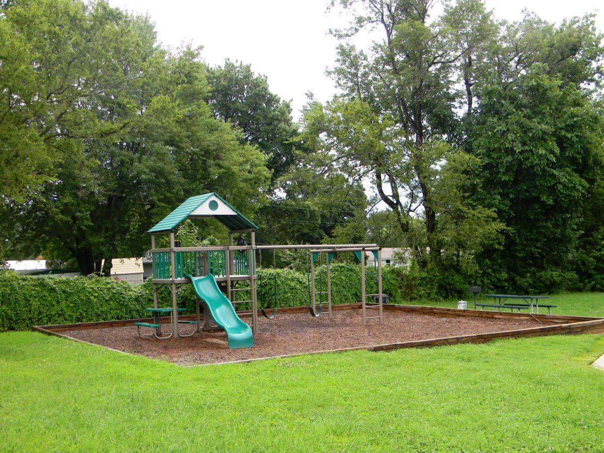 Victorian Courtyard Carthage MO Playground