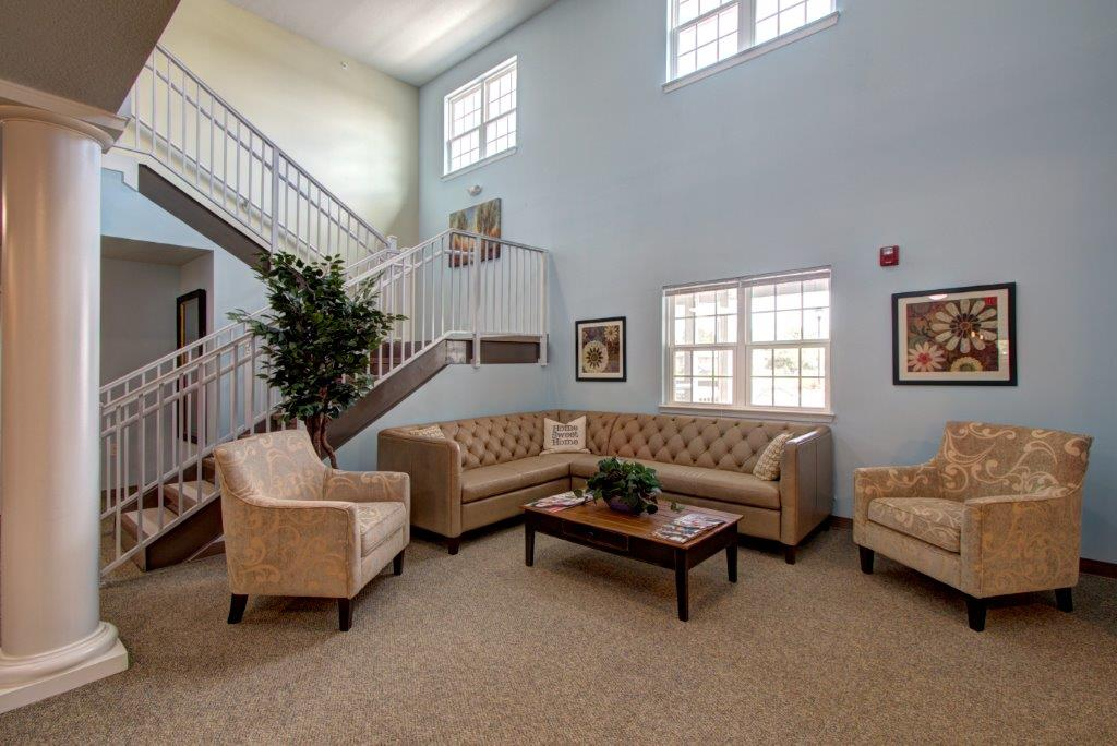 Whistler's Cove Mt Airy North Carolina Clubhouse