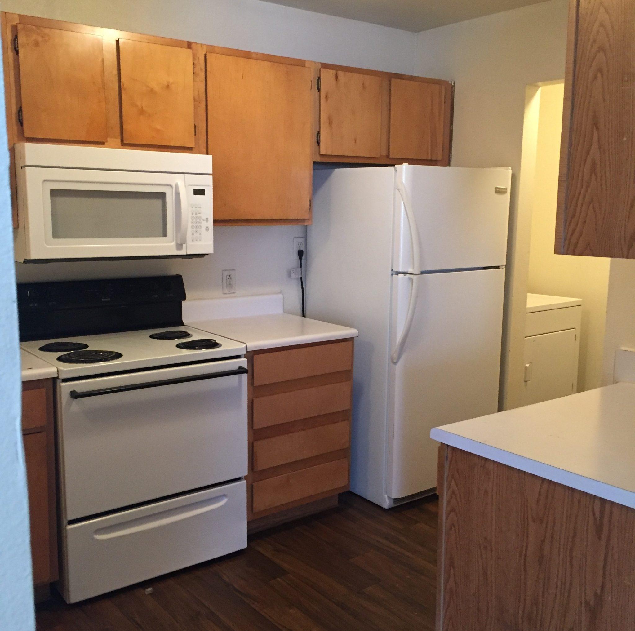 Highland Village Longview TX kitchen