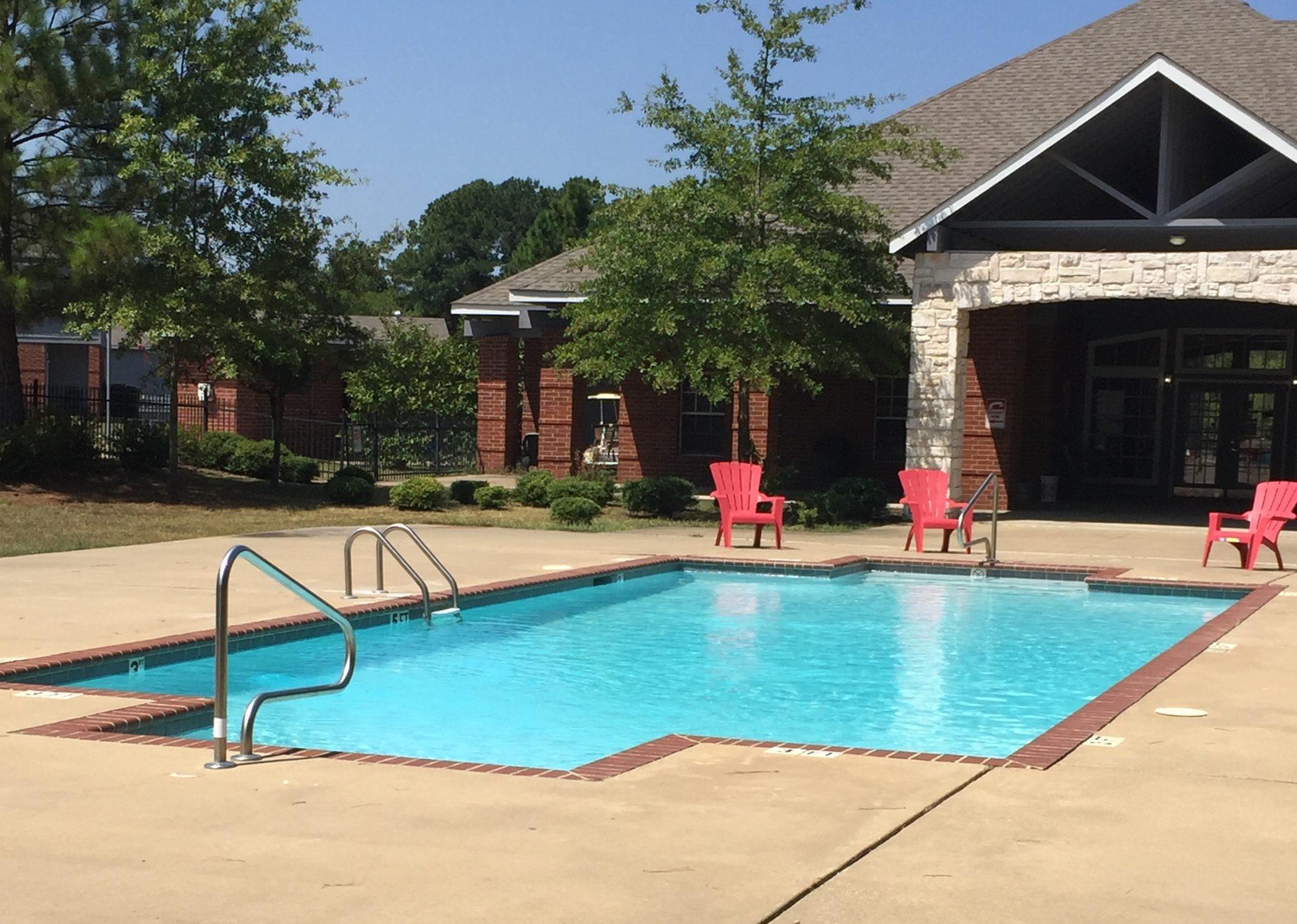 Highland Village Longview TX pool