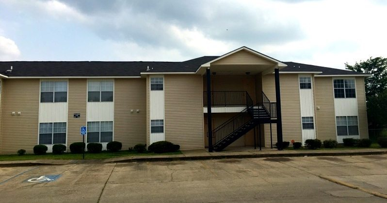 Liberty Village Apts Monroe LA building 2