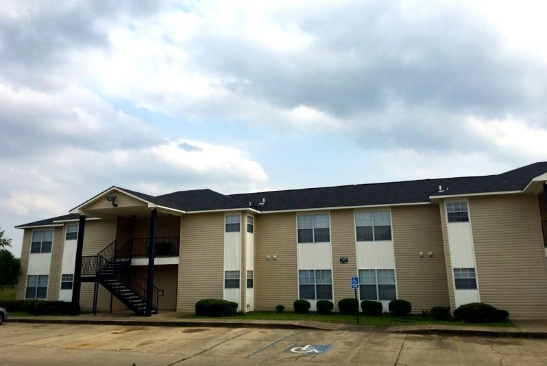 Liberty Village Apts Monroe LA Building