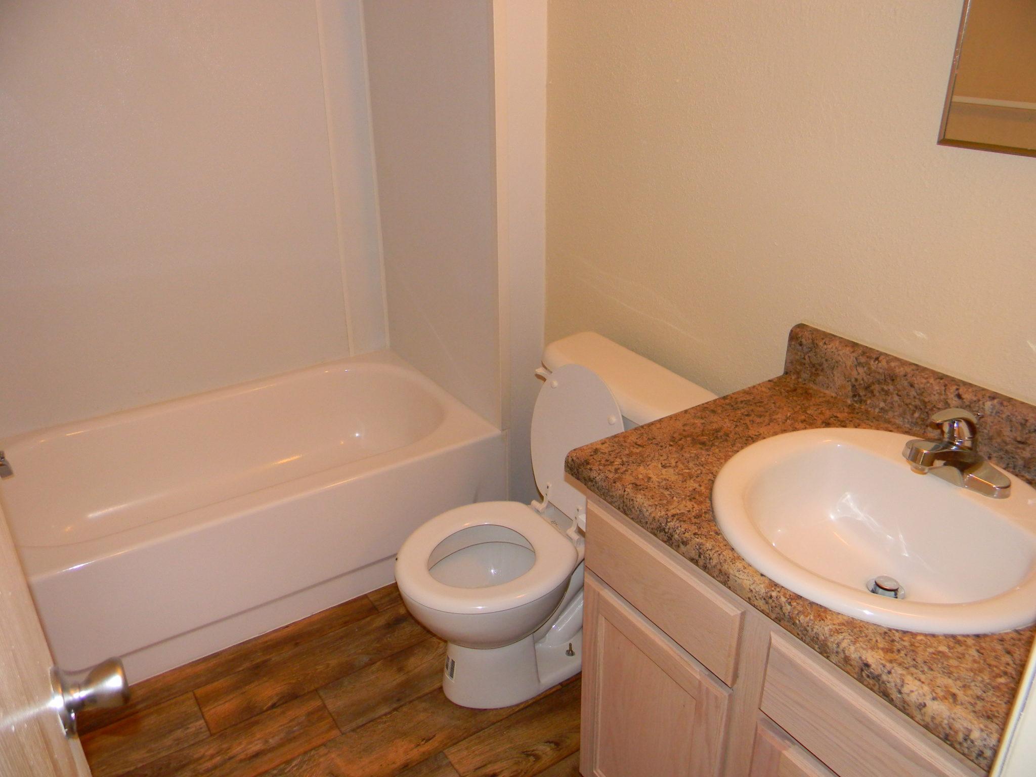 Lioncrest Studios Joplin MO bathroom