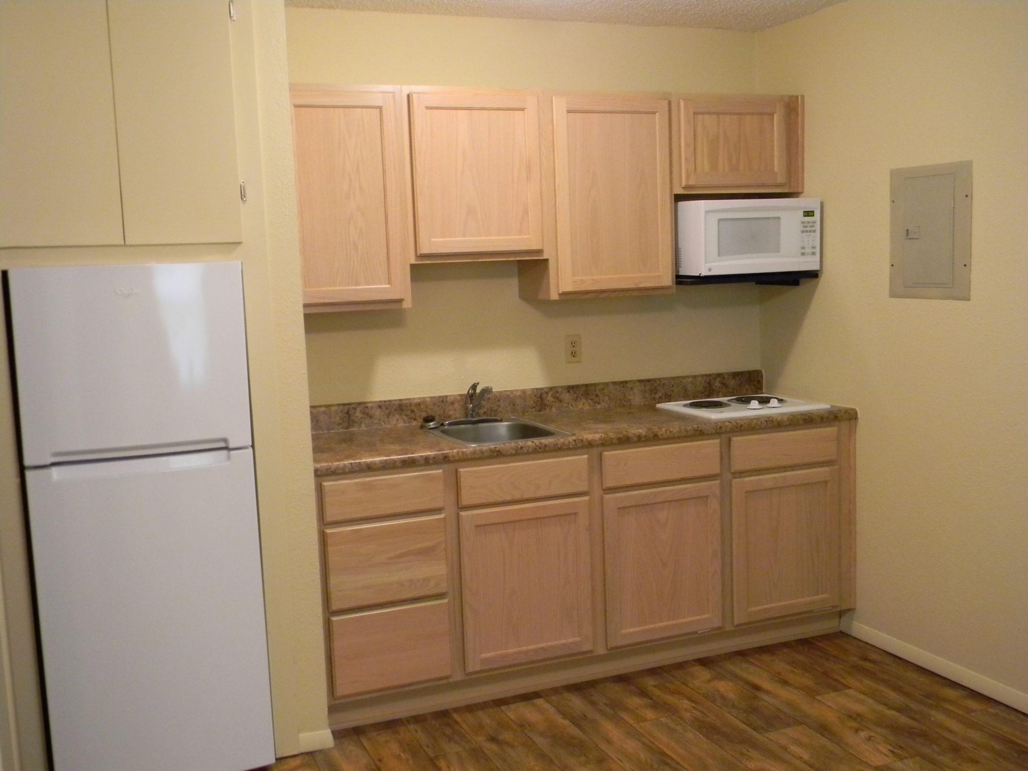 Lioncrest Studios Joplin MO kitchen