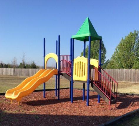 River Pointe Wagoner OK playground