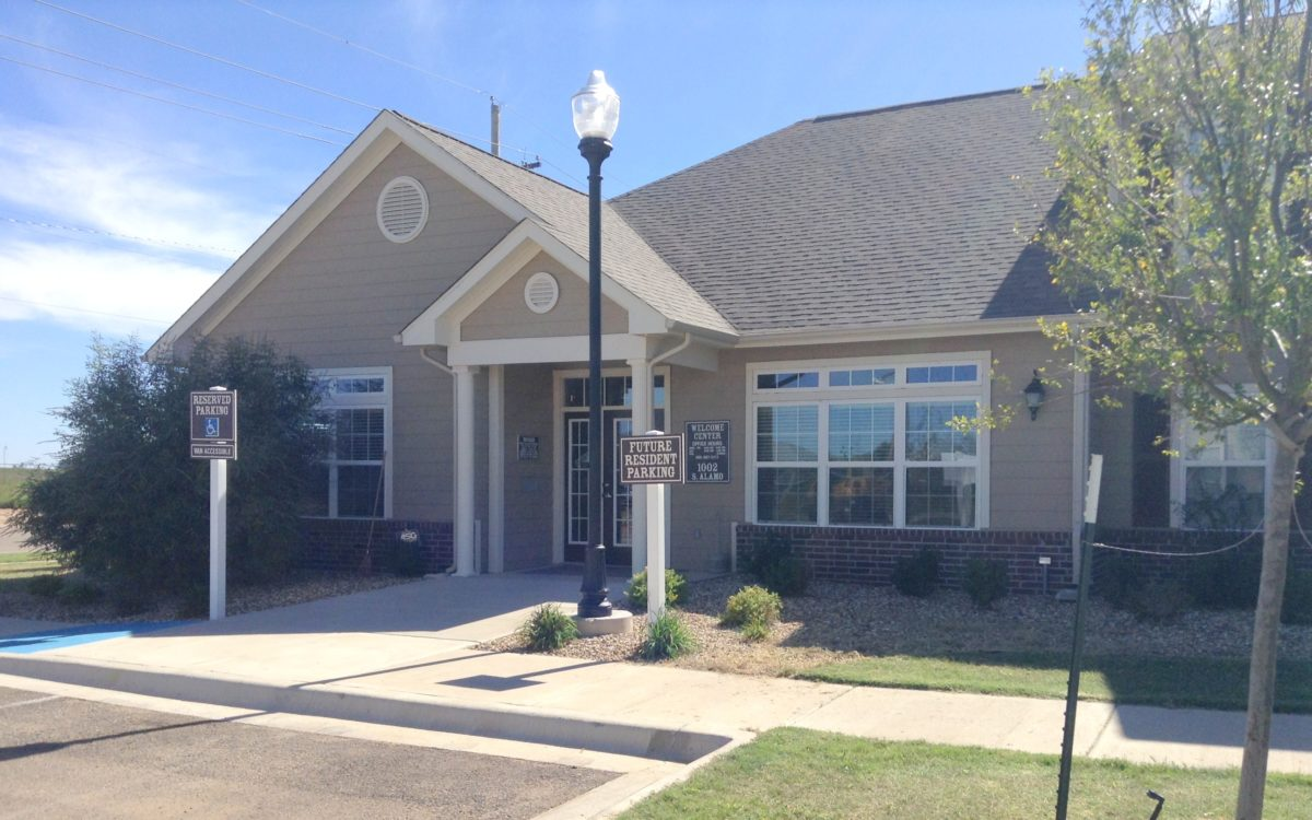 Rose Meadows Apartments Levelland Texas Leasing Center