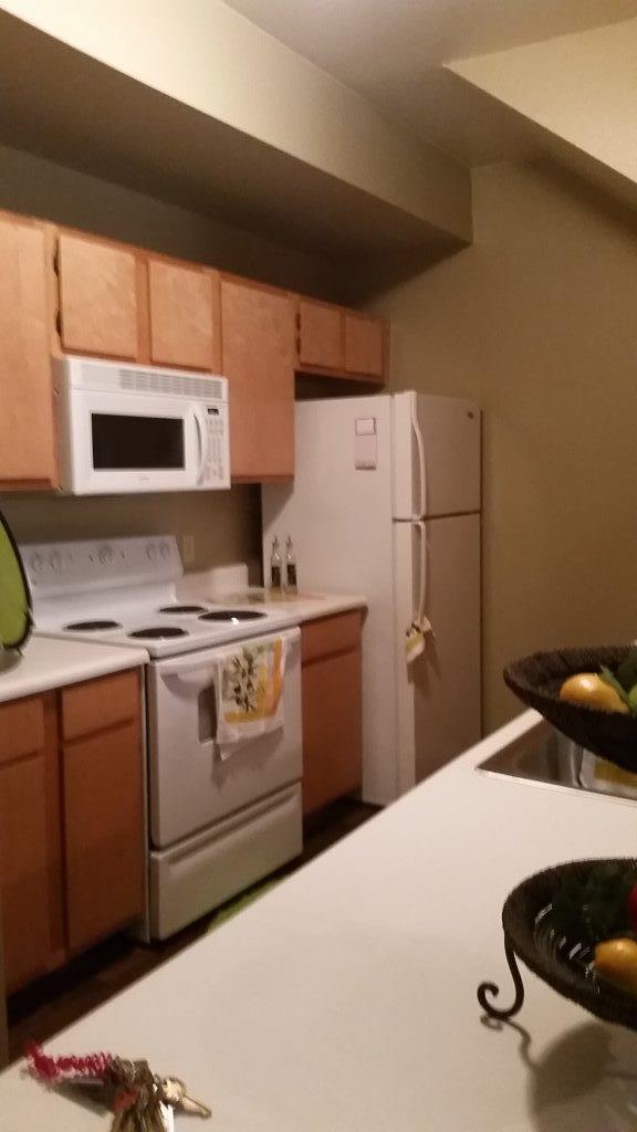Ryan's Corssing Marshall TX kitchen