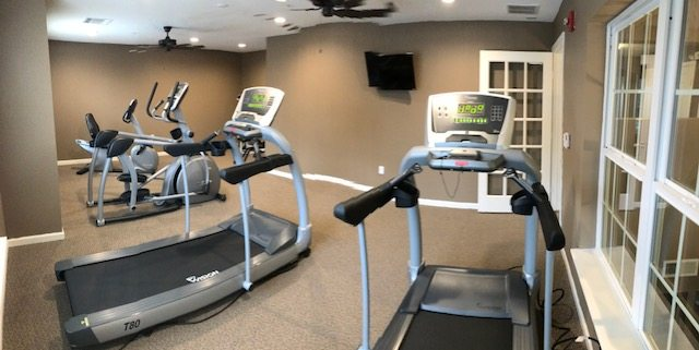 Villas at Meadow Springs Ankeny IA fitness center