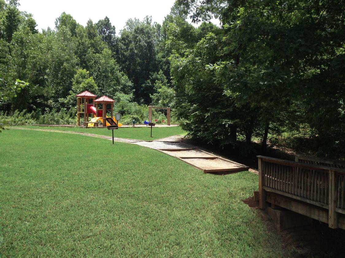 Iveywood Park Gaffney SC playground area