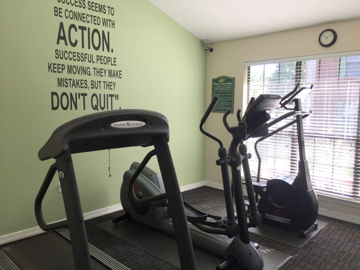Claremore Creek Claremore OK fitness center