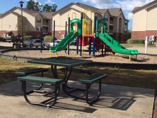 Fairfax Crossing North Little Rock AR playground picnic area