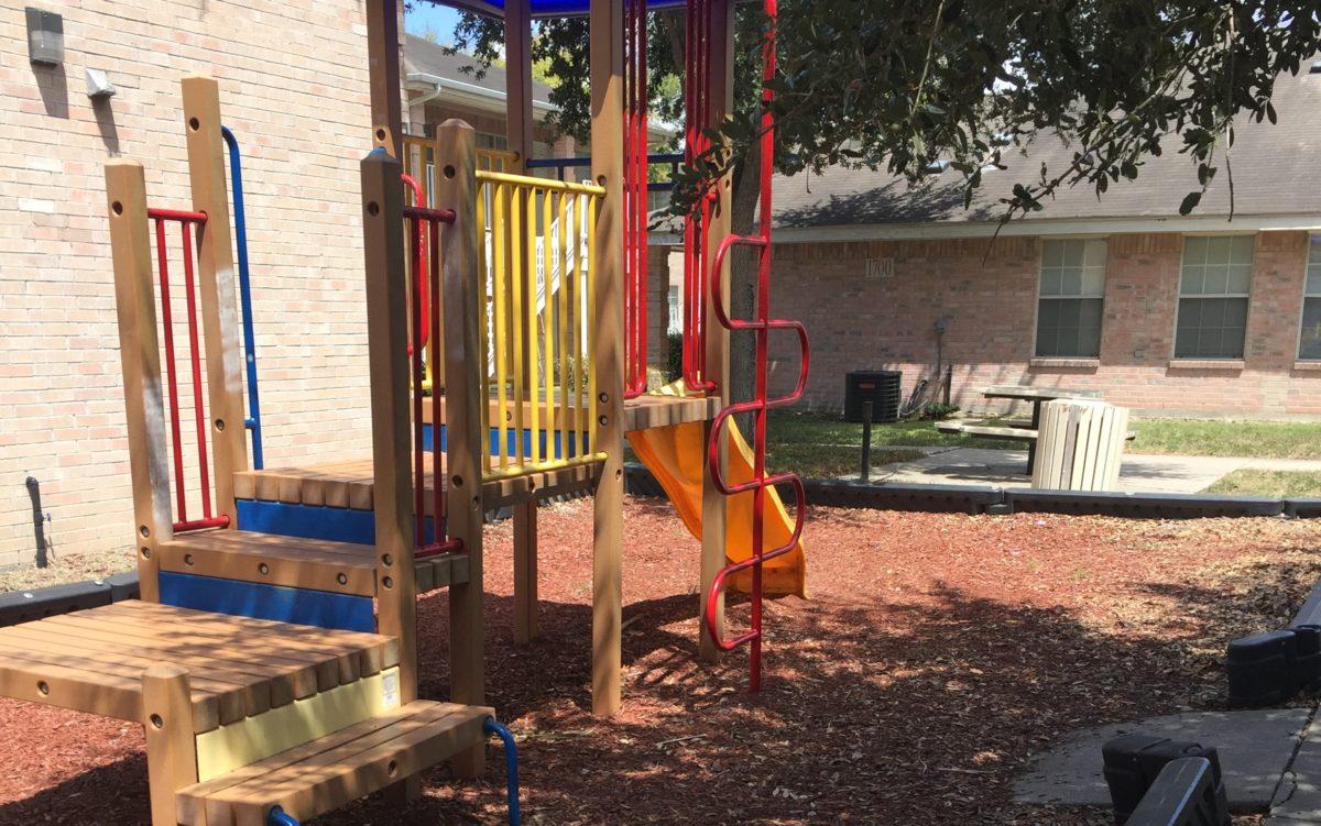 Cameron Village Apts Alice TX playground