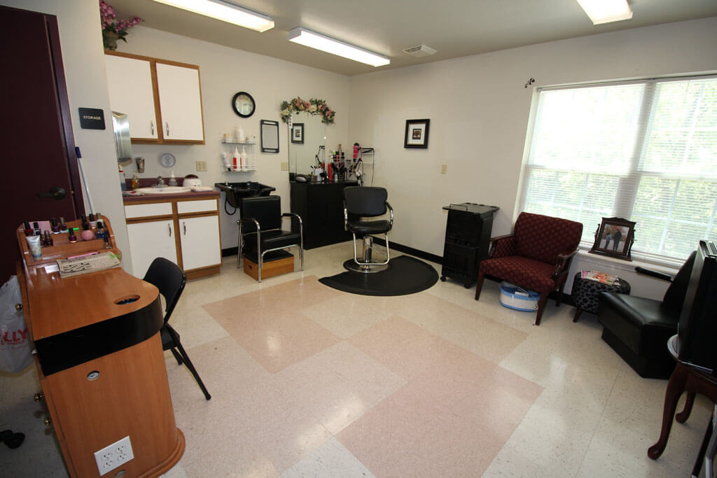 Redbud Village Glenpool Oklahoma hair salon