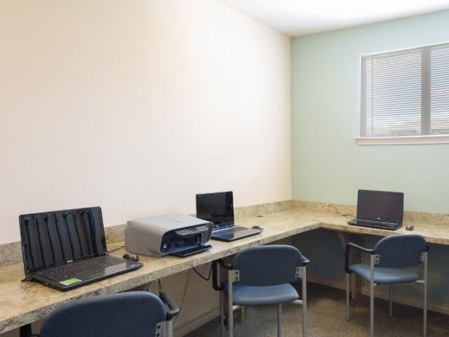Carpenter's Pointe Dallas Texas computer center