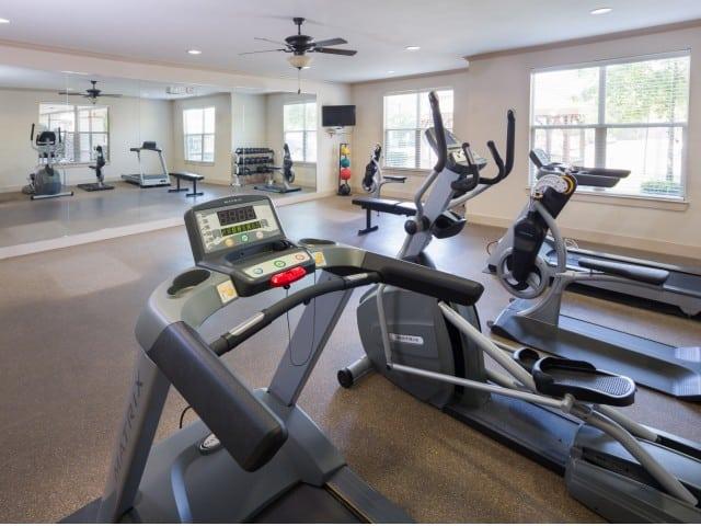 Carpenter's Pointe Dallas Texas fitness center